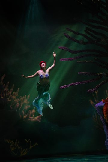 Review and Photos: DISNEY'S LITTLE MERMAID PREMIERED AT HELSINKI AND LOOKS MAGICAL