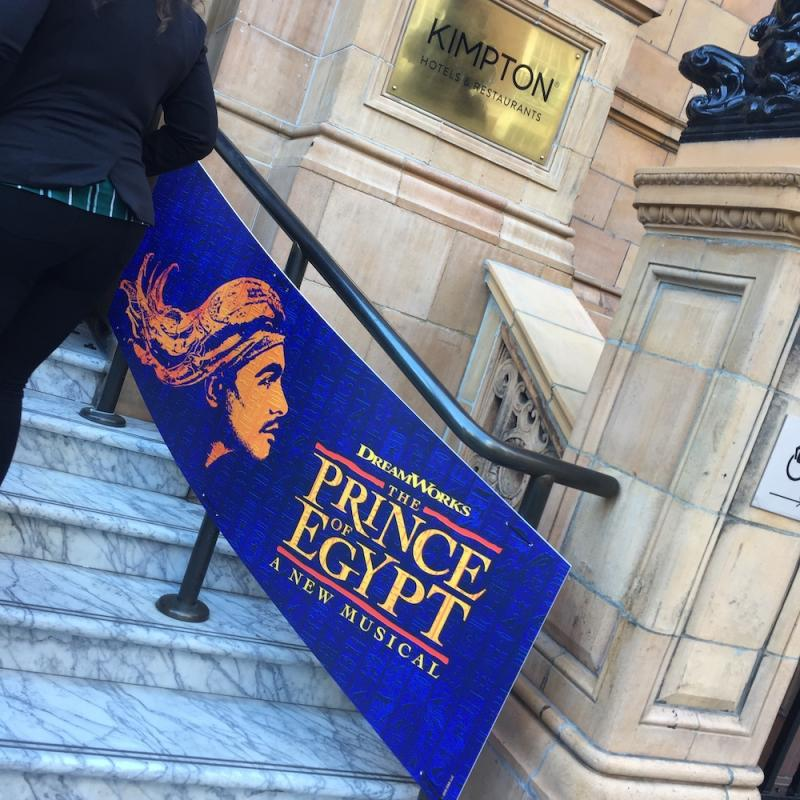 VIDEO: Watch Performances From New Musical THE PRINCE OF EGYPT!