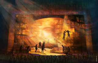 Full Casting Announced For THE PRINCE OF EGYPT in London; Plus Get a First Look at the Set Design!