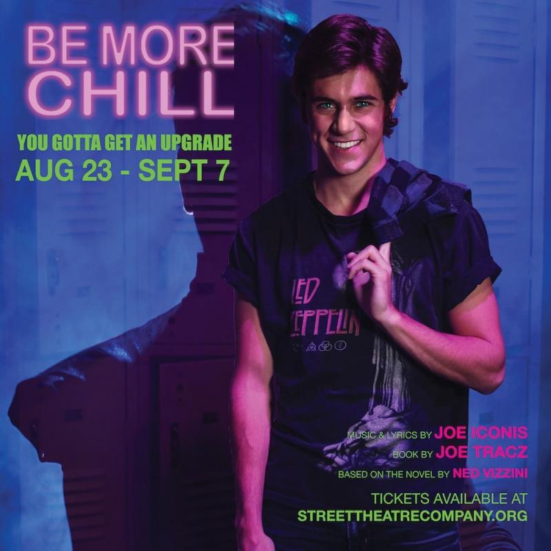 BWW Review: Bennett, Moroschak and Scott Shine in Street Theatre Company's BE MORE CHILL