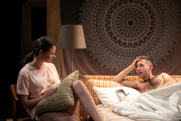 Photo Flash: First Look At HOW LOVE IS SPELT At Southwark Playhouse