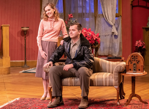 Photo Flash: EPAC Presents Kaufman & Hart's THE MAN WHO CAME TO DINNER