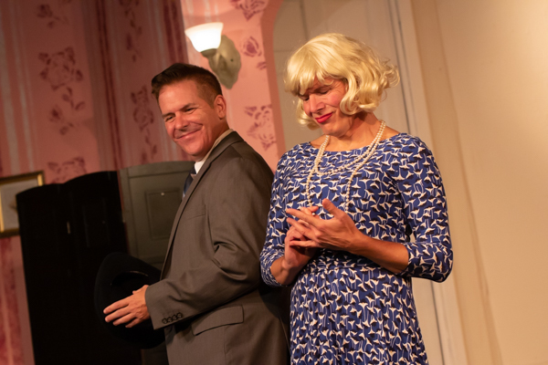 Photo Coverage: First Look at Curtain Players' LEADING LADIES