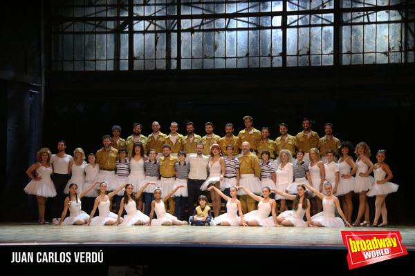 PHOTO FLASH: BILLY ELLIOT presenta su tercera temporada en Madrid