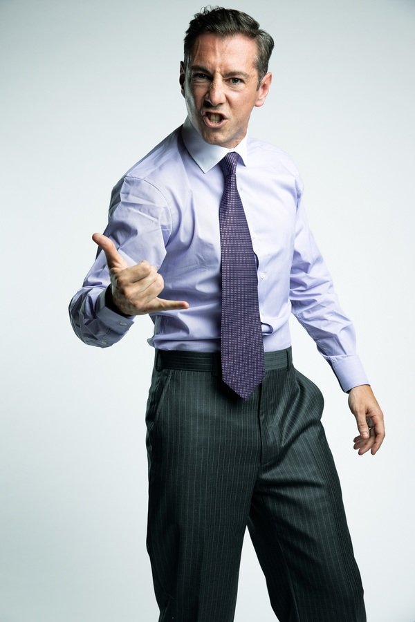 Photo Flash: First Look at the Cast of THE WOLF OF WALL STREET
