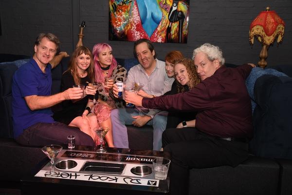 Jim True-Frost, Sally Murphy, Chantal Thuy, Ian Barford, Cora Vander Broek,  Caroine  Photo