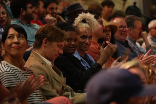 Photo Flash: Garrett Clayton & Charlie Thurston Star in LAVENDER MEN Staged Reading