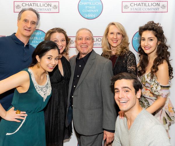 Mark Lotito, Leanne Cabrera, Margot White, Robert Laconi, Debra Whitfield, Lauriel Fr Photo