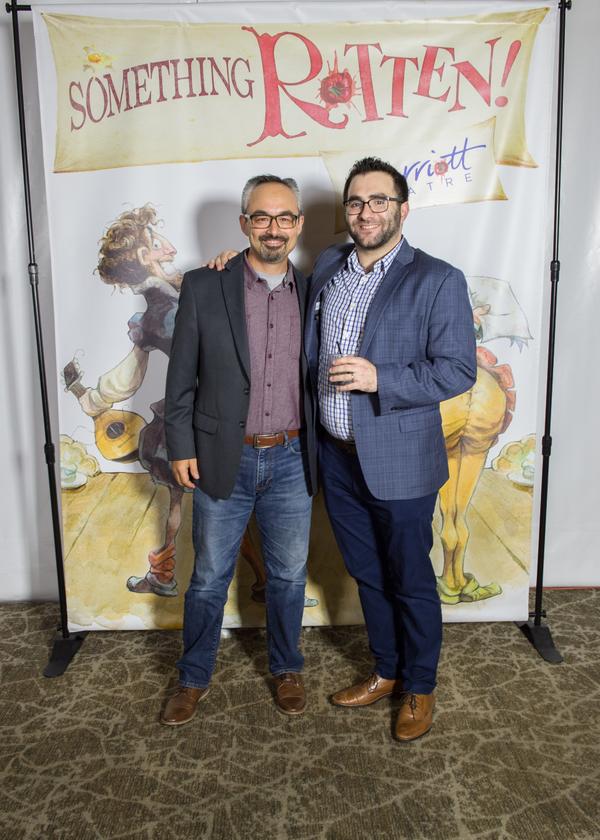 Andy Hite, Scott Weinstein