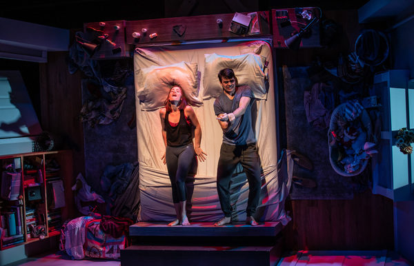Photo Flash: First Look at Deaf West's THE SOLID LIFE OF SUGAR WATER