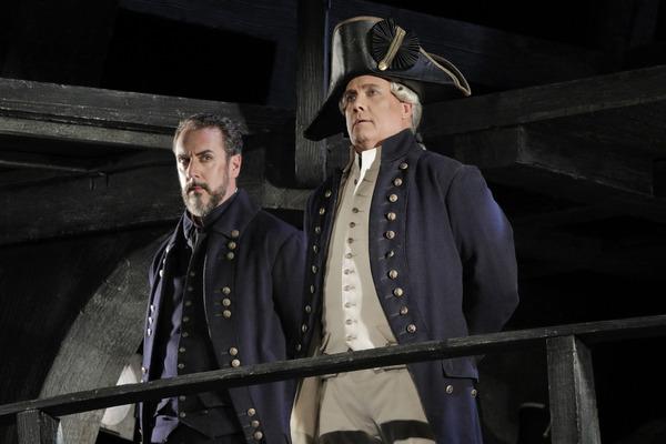 Christian Van Horn and William Burden