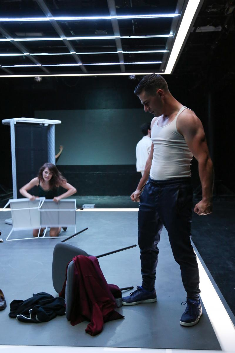 BWW Review: SEE YOU at The New Ohio Theatre from The Bridge Production Group