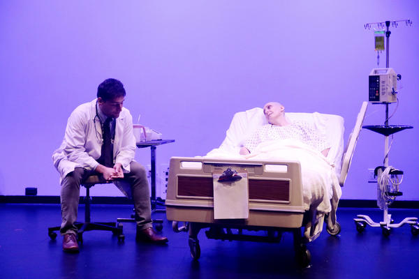 Photo Flash: 'Shining' WIT Plays For One More Week At The Match