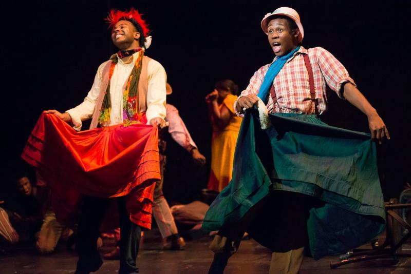 BWW Review: Theatre Raleigh's THE SCOTTSBORO BOYS
