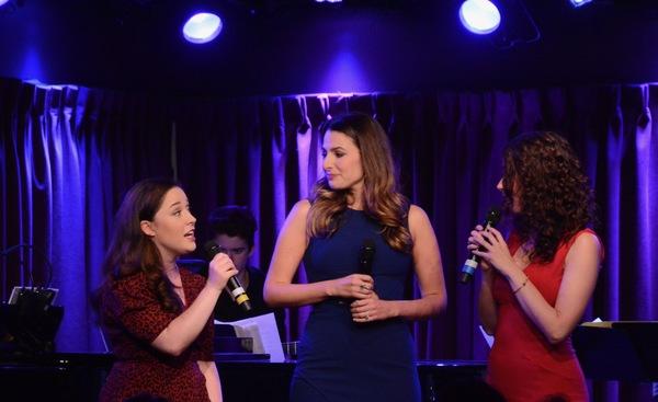 Rosie Jo Neddy, Rachel Zatcoff and Stephanie Mason Photo