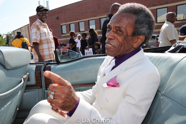 Photo Flash: Andre De Shields Serves As Grand Marshal Of Baltimore's 2019 Pennsylvania Avenue Cadillac Auto Parade