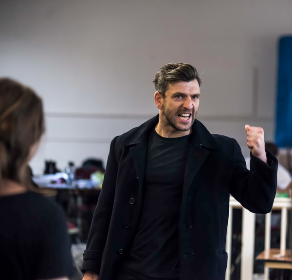 Photo Flash: Inside Rehearsal For A VIEW FROM THE BRIDGE at York Theatre Royal
