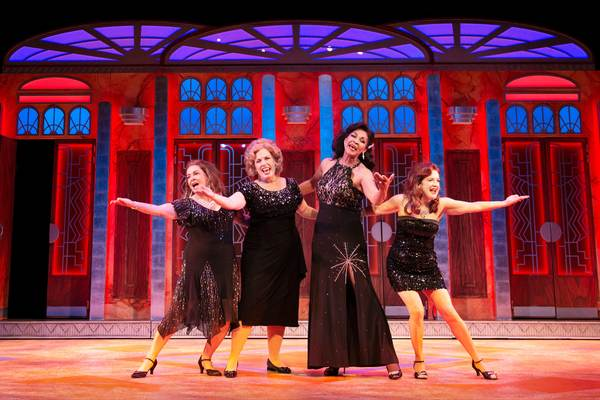 Melanie Souza, Roberta B. Wall, Anise Ritchie, and Kathy St. George in Menopause The  Photo