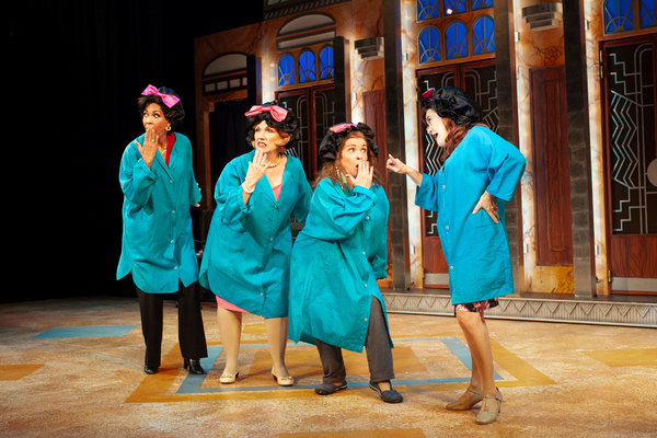 Anise Ritchie, Roberta B. Wall, Melanie Souza, and Kathy St. George in Menopause The  Photo