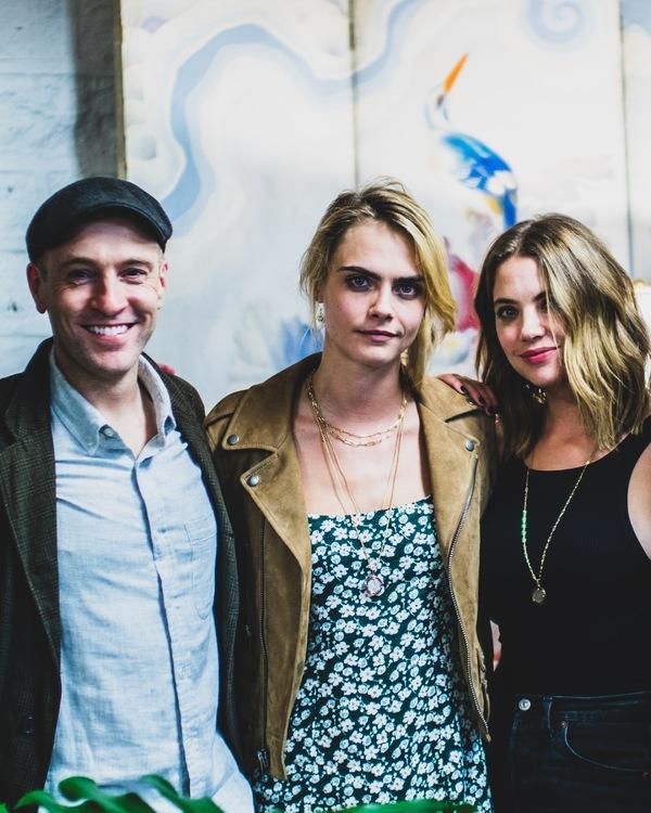Photo Flash: Milo Manheim, Cara Delevingne & More Visit DERREN BROWN: SECRET