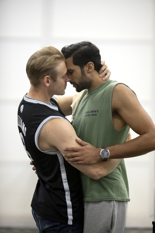 Photo Flash: Curve (Leicester) Presents MY BEAUTIFUL LAUNDRETTE