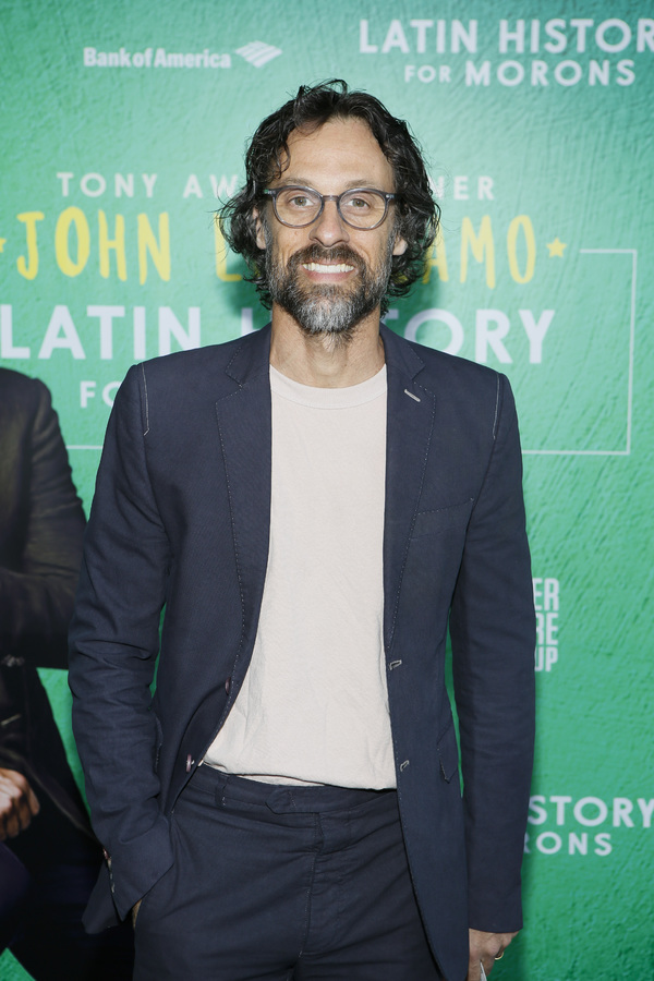 Photo Flash: John Leguizamo's LATIN HISTORY FOR MORONS Opens At The Ahmanson Theatre