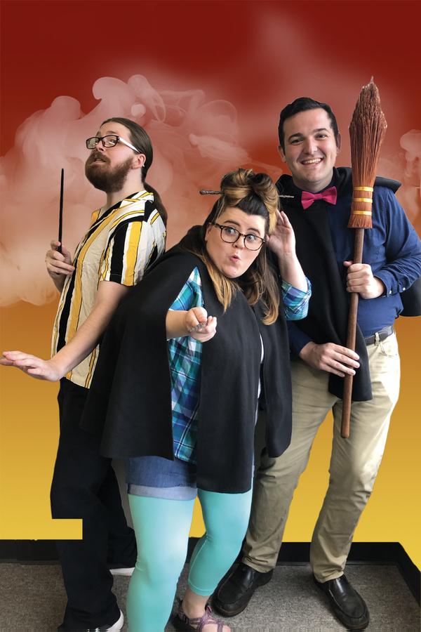 Photo Flash: The Studio Theatre Presents PUFFS!