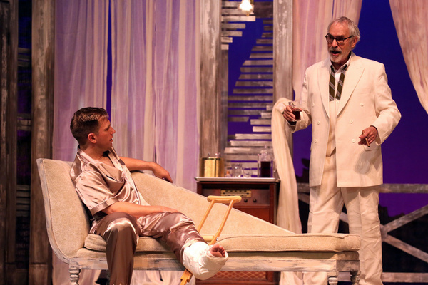 Photos: First Look at CAT ON A HOT TIN ROOF At GET
