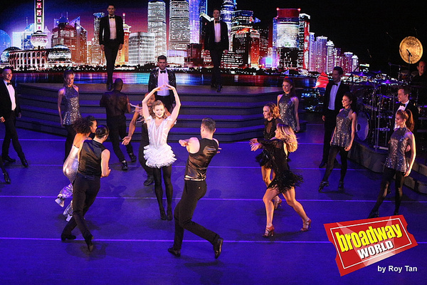 Photo Flash: First Look at HEARTBEAT OF HOME At Piccadilly