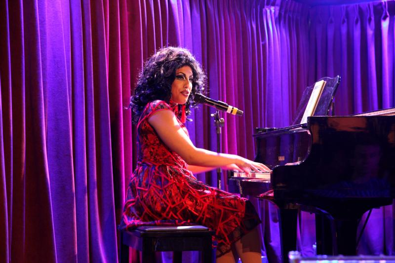 BWW Review: POETRY/CABARET Delivers at The Green Room 42
