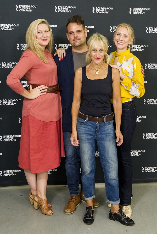 Cassie Beck, Greg Hildreth, Constance Shulman, Tina Benko Photo