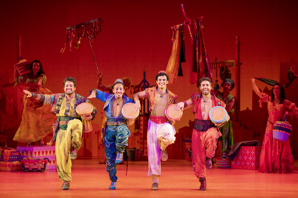 Photo Flash: Be Proud of Your Boy with All New Photos of ALADDIN On Tour