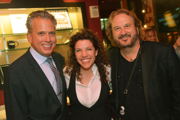 Billy Stritch, Georgia Middleman, Gary Burr