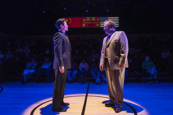 Photo Flash: First Look at Steppenwolf's THE GREAT LEAP