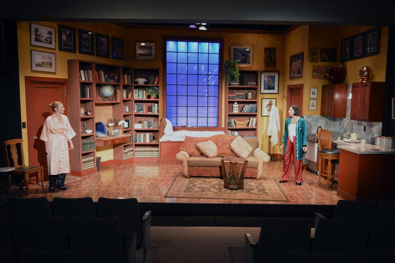 BWW Review: THE BREATH OF LIFE at South Camden Theatre Company is a Breath of Fresh Air