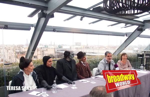 PHOTO FLASH: El JOVENCITO FRANKENSTEIN presenta su gira en Barcelona