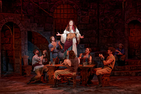 Photo Flash: Dream The Impossible Dream With MAN OF LA MANCHA At STAGES!