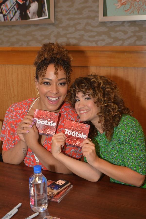 Photo Coverage: TOOTSIE Celebrates Cast Album Release at Barnes and Noble