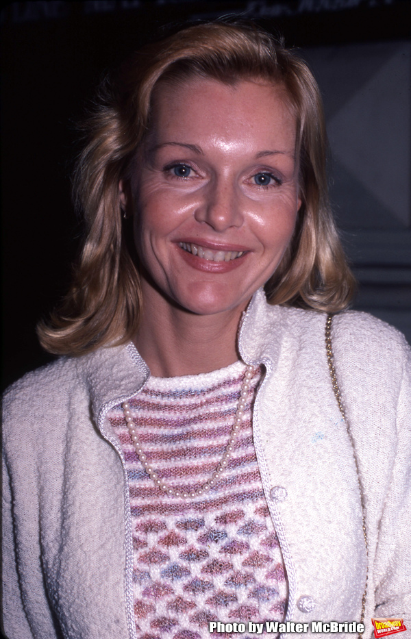 Carol Lynley on April 11, 1981 in New York City.   Photo