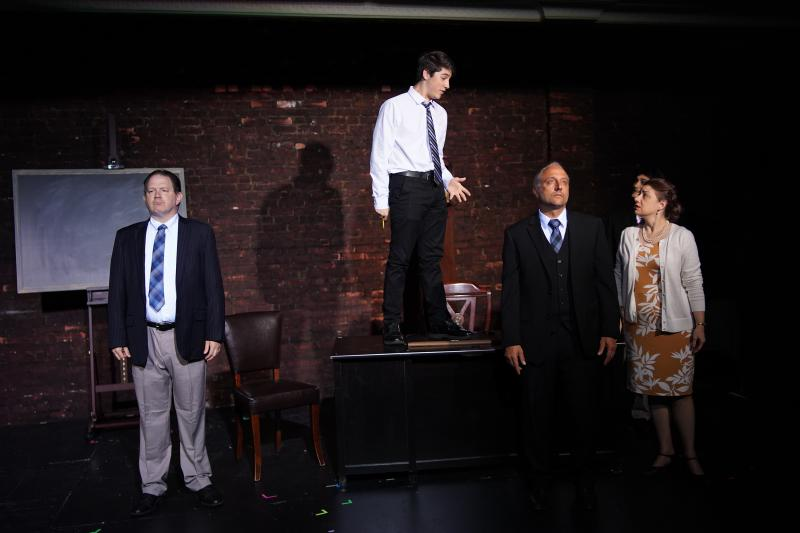 BWW Review: PRODIGAL SON at Modern Classics Theatre Company Of Long Island