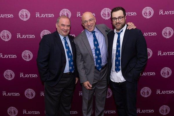 Michael McCurdy, Michael Barra, Michael Gerbino Photo
