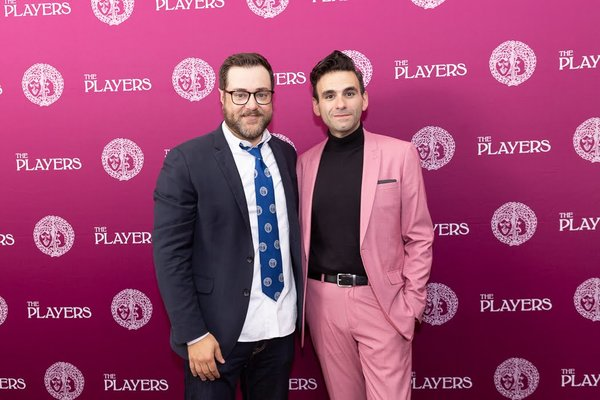 Michael Barra and Joe Iconis  Photo