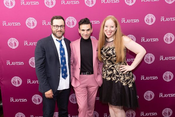 Michael Barra, Joe Iconis, Jennifer Ashley Tepper  Photo
