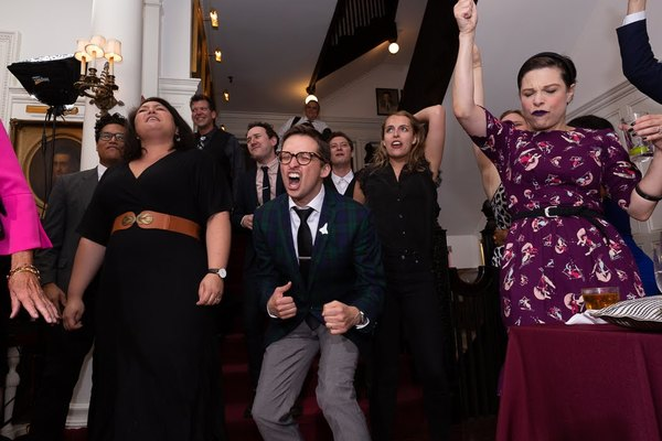 Will Roland and Iconis Family Members
