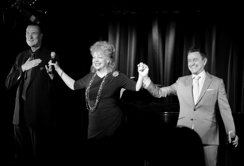 BWW Review: SULLIVAN AND HARNAR SING HARNICK AND STROUSE Packs 'Em In at The Laurie Beechman Theatre