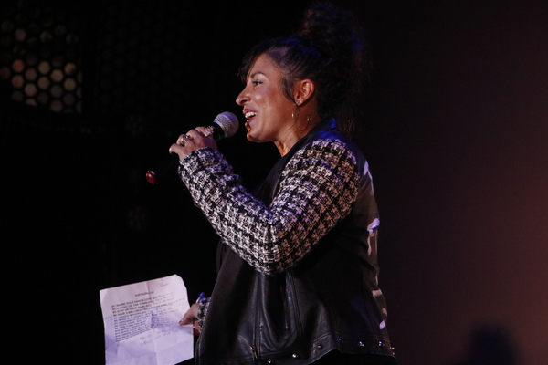 Photo Flash: Broadway Supports Stephanie Klemons' Non-Profit, Katie's Art Project