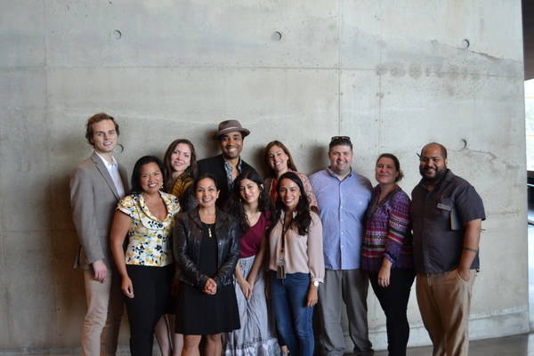 Photos: Inside First Rehearsal For RIGHT TO BE FORGOTTEN at Arena Stage