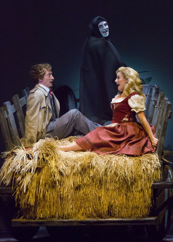 Photo Flash: Get a First Look at YOUNG FRANKENSTEIN at the Walnut Street Theatre