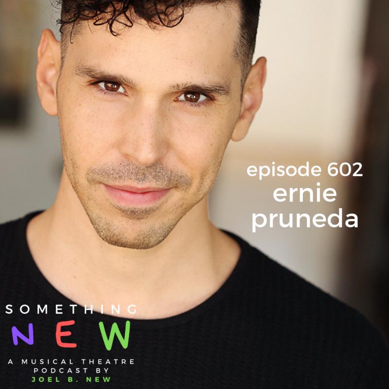 'Something New' Podcast Welcomes Ernie Pruneda