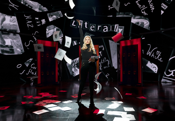 Photo Flash: First Look At Renee Rapp In MEAN GIRLS On Broadway